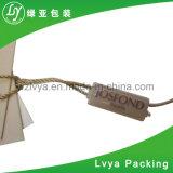 Crear la etiqueta impermeable de la caída para requisitos particulares de la cadena para la ropa