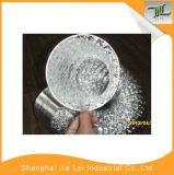Ventilação flexível de alumínio da canalização do ar