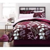 Grande Cotton 100% Printed Bedding Set para Adults