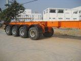 40 voeten Vier Oplegger van de Container van Assen de Skeletachtige