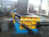 Macchina d'acciaio residua della pressa-affastellatrice