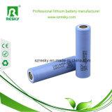 Batterie au lithium de Samsung 29e de l'original 18650 pour la bicyclette électrique