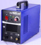 TIG-reeksen de Machine van het Lassen van de Omschakelaar gelijkstroom TIG160s