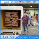 Máquina de madeira do secador da estufa de secagem do vácuo para 8cbm