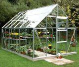 Estufa de alumínio/casa verde/estufas agriculturais