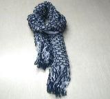 Écharpe tricotée (09JY-O-01)