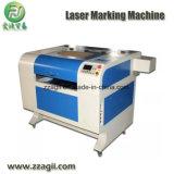 Cortadora de cuero de acrílico del grabado del laser de madera de la alta exactitud para la venta