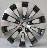 WAlloyの車輪の縁(783)のかかとの手押し車(WB2706)