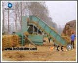 Presse hydraulique automatique à paille pour machine à biomasse