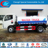 Малое Water Carrying Truck, цистерна с водой Truck 5ton 5cbm 5000liters 6 Wheels, Mini Water Truck для Sale