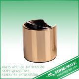 Platten-Schutzkappen-Metall geschält für Kosmetik