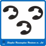 DIN 6799 Black Finish E Ring Clip Washer