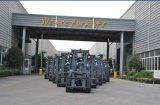 믿을 수 있는 질을%s 가진 3500kg 유엔 노란 디젤 엔진 포크리프트