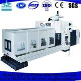 Machine de usinage de commande numérique par ordinateur de matériel en métal de haute précision