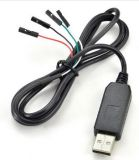 USB aan RS232 Converter door Prolific Pl2303ta/Ftdi Chipset Cable