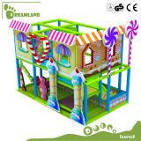 Campo de jogos interno das crianças do equipamento do campo de jogos da área grande por atacado para a venda