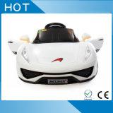 Dos miúdos elétricos dos brinquedos da alta qualidade passeio elétrico no carro com as 4 rodas leves