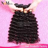 최고 Burmese 머리 바디 파 또는 깊은 파 또는 꼬부라진 또는 느슨하게 또는 똑바른 Burmese Virgin 머리 물결친다