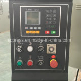 Frein hydraulique de presse du matériau de feuille OR (300T 4000mm)