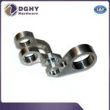 Pezzo meccanico colorato anodizzato personalizzato prefabbricato di CNC dell'alluminio