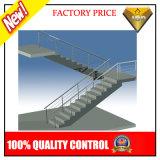 高品質のステンレス鋼階段かバルコニーの手すり