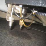 ガラス打抜き機-ガラス切れ目