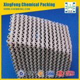 Cerámica Empaque estructurado de (cerámica Embalaje ondulado) de refinación y destilación
