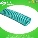 Boyau en plastique d'aspiration de PVC pour transporter les poudres ou l'eau dans l'agriculture