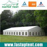 Grande tente en aluminium d'événement de chapiteau d'usager d'exposition de PVC de bâti pour le mariage