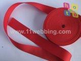 Tessitura di nylon della piccola onda cachi da 3 pollici per la cinghia dello zaino