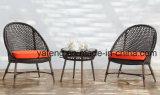 Alto balcone esterno dell'hotel della mobilia di Qaulity di prezzi poco costosi impostato con la Tabella di Chair& usando per il giardino (YT1026)