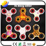 De hoge snelheid EDC verlicht de Spinner van de Hand van de Spanning en friemelt Spinner en de Gyroscoop van de Spinner en van de Vingertop van de Vinger voor PromotieSpeelgoed