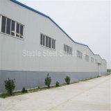 Qualitäts-vorfabriziertes Metallwerkstatt-Gebäude