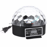Bola DMX512 LED Light Magic Rgbywp disco del LED DJ luz con control remoto
