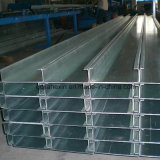 Purlins de forme des Purlins C de toit de structure métallique (JHX-005)