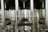 Glasflaschen-Bier-Unterlegscheibe-Einfüllstutzen-Mützenmacher-Produktions-Pflanze
