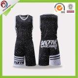 الصين عادة تصميم رخيصة تصعيد كرة سلّة متّسقة رخيصة عكوس [كمو] شباب كرة سلّة باع بالجملة بدلة