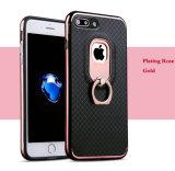 Retro Fall des Gewebe-Ring-TPU für Samsung/Xiaomi/Oppo/iPhone