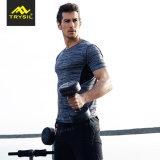 Gli sport degli uomini portano Fitnesswear attivo per la ginnastica
