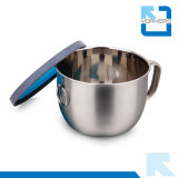 Многофункциональной чашка изолированная нержавеющей сталью & чашка быстро-приготовленное питания с крышкой