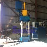 Los cortes de perforación automática de aluminio de briquetas de prensa (CE)