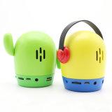 Karikatur Mini-drahtloser Bluetooth Lautsprecher USB-mit Cer (ED-10)