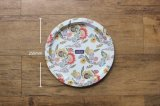 Round Food Metal Tin Bandeau
