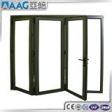 Portelli di alluminio standard dell'alluminio di Australian/USA/EU/di piegatura