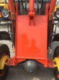 Миниые тракторы с затяжелителем Oj-16 начала