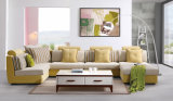 Da sala de visitas de canto do sofá da tela sofá secional