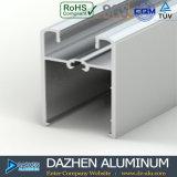 Profil en aluminium d'extrusion pour le marché de l'Afrique du Sud de porte de guichet