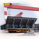 Carrello di trasporto guidato batteria di alluminio di formato della Tabella della fabbrica più grande