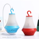 Beste Verkopende Spreker Bluetooth met de LEIDENE van de Kleur Lichte Bank van de Macht