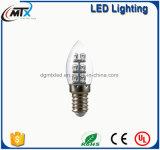CE, RoHS, ampoules d'éclairage LED d'UL à vendre